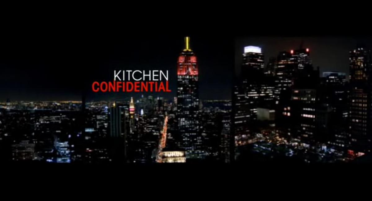 Kitchen confidential wikipedia for R kitchen confidential