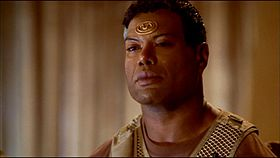 Teal'c in Stargate: Continuum