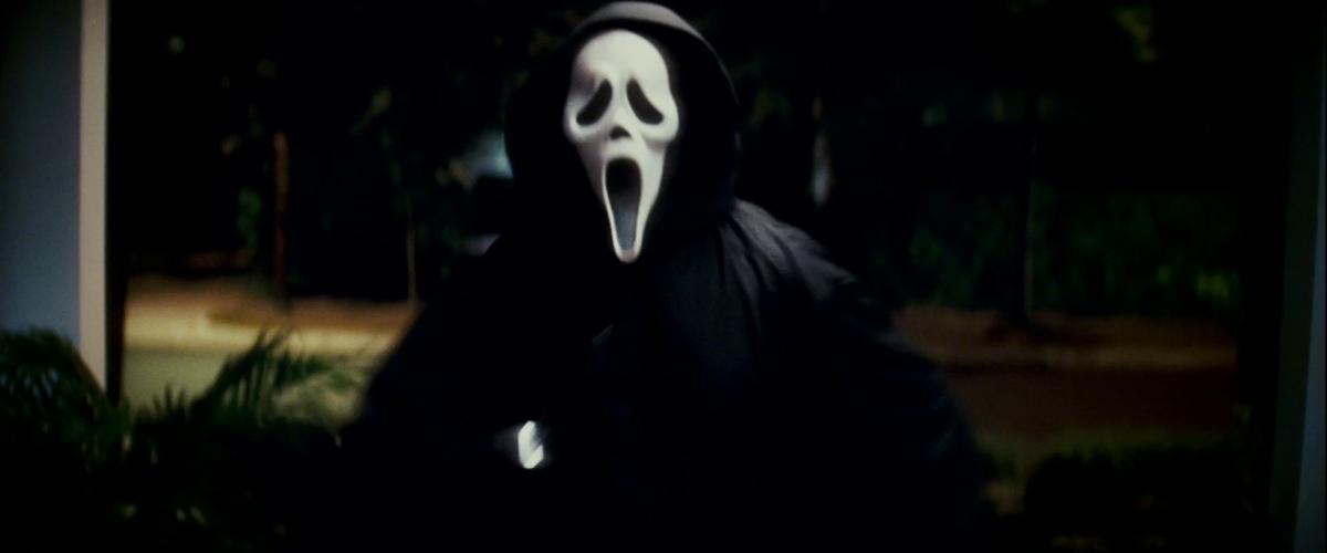 scream serie di film wikipedia
