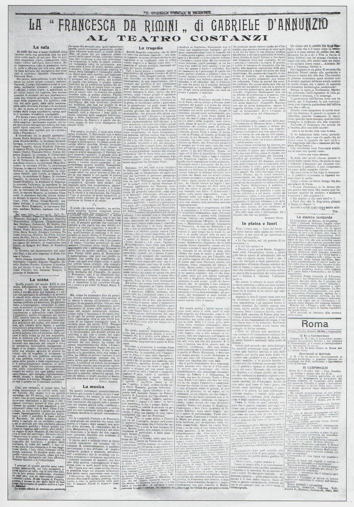 Terza Pagina Wikipedia