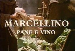 marcellino pane e vino film 1991