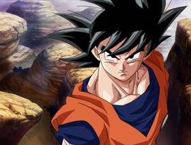 Goku nella sigla iniziale di Dragon Ball Kai