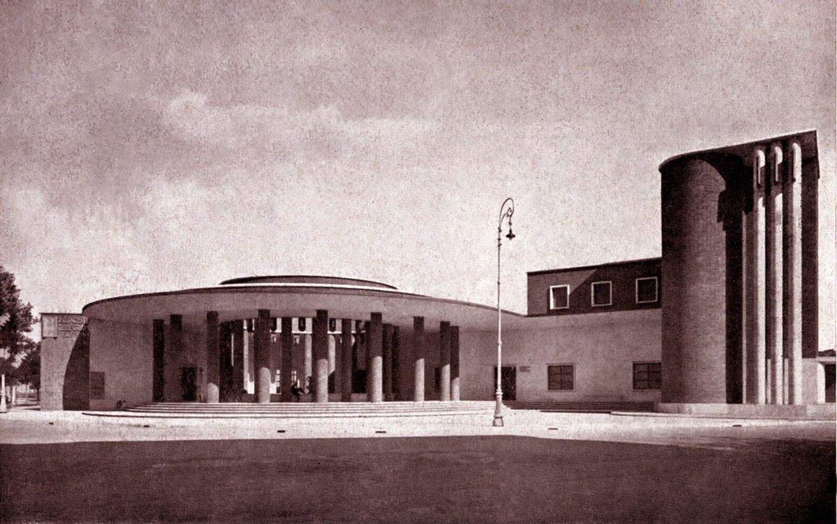 Palazzo delle poste di ostia roma wikipedia for Ufficio decoro urbano roma