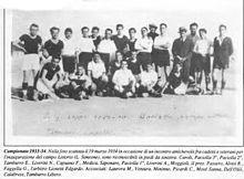 Formazione Barletta 1933-1934