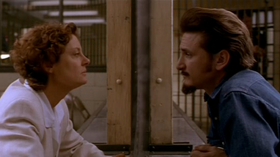 Susan Sarandon e Sean Penn in una scena del film