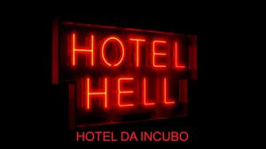 Logo del programma hotel da incubo