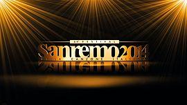 Logo del programma Festival della Canzone Italiana di Sanremo