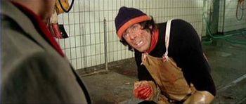 Tomas Milian in Roma a mano armata (1976)