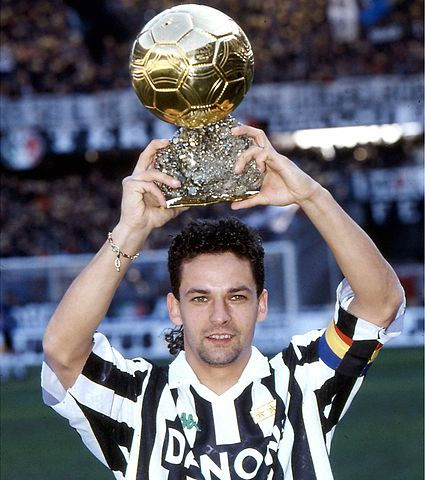 Roberto Baggio, Juventus, Pallone d'oro 1993