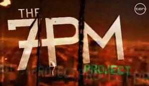 Logo del programma The 7PM Project