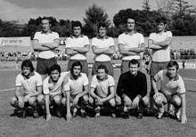 La squadra del 1971-1972