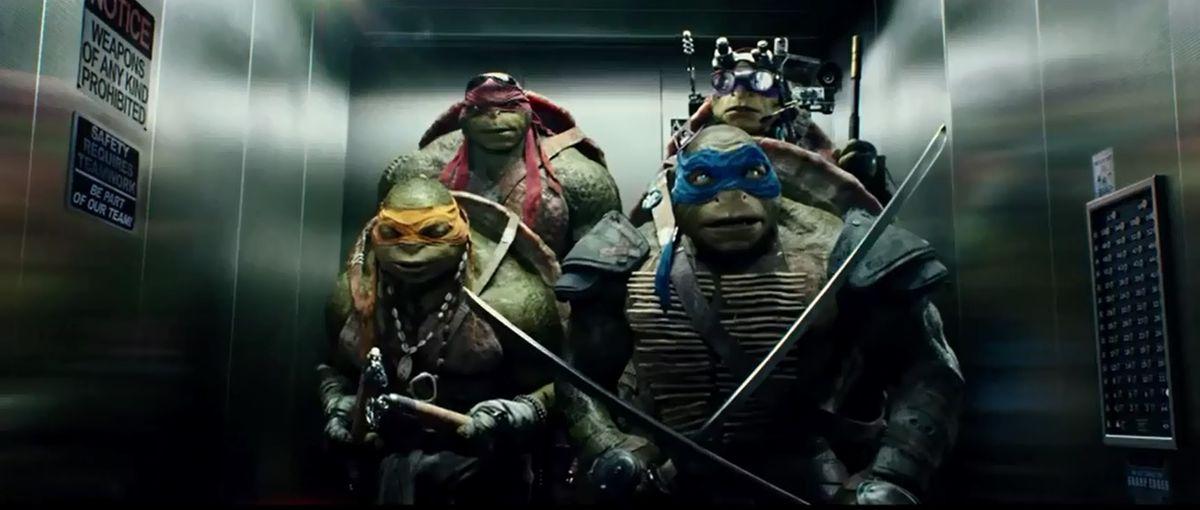 tartarughe ninja film wikipedia