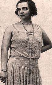 Leonarda Cianciulli da giovane