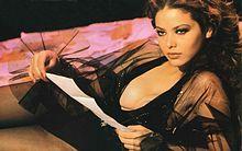 Ornella Muti in una scena del film Primo amore del 1978