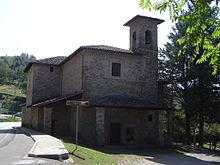Santuario della Madonna dei Rimedi, Pietralunga.