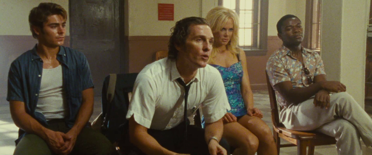 The Paperboy (film 201... Zac Efron