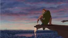 Quasimodo nella versione Disney.