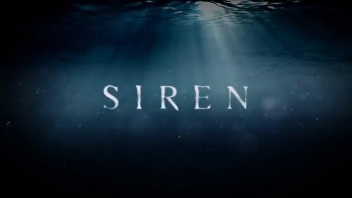 Siren  Serie Televisiva