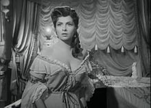 Gina Lollobrigida in Moglie per una notte (1952)