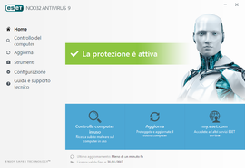 ESET NOD32 Versione 9 per Microsoft Windows