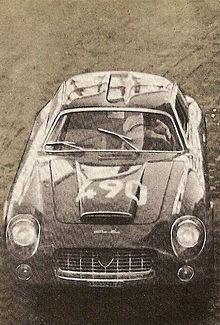 Gran Turismo 8 >> Risultati sportivi della Lancia Flaminia - Wikipedia