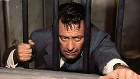 William Holden in una scena del film
