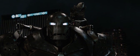 Iron Monger in Iron Man.
