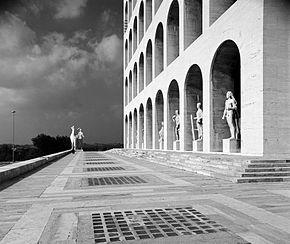 Palazzo della Civiltà italiana (1984)