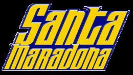 Santa Maradona logo.png