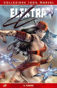 Elektra nell edizione italiana
