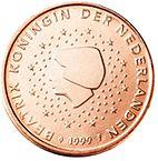 1 centesimo euro Paesi Bassi.jpg