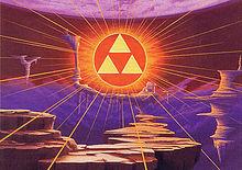 La Leggendaria Triforza nel Sacred Realm