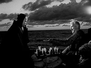 Fotogrammi scacchistici di Ingmar Bergman