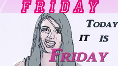 Rebecca Black, Friday.png