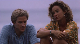 Wind - Più forte del vento - Wind - 1991 - Will Parker (Matthew Modine) e Kate Bass (Jennifer Grey).png