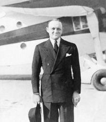 Franco Mazzotti conte e fondatore della Mille Miglia