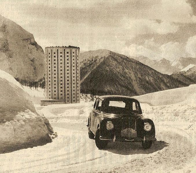 Immagine:Aurelia sestriere 1951.JPG