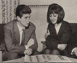 Mimì Bertè con Gianni Rivera nel 1963