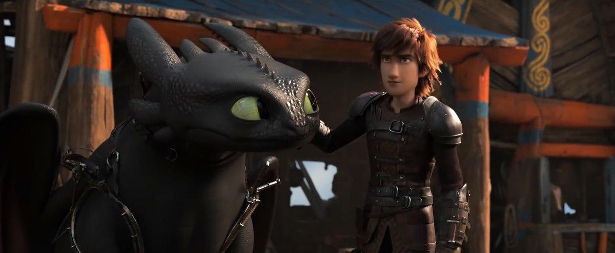 dragon trainer il mondo nascosto wikipedia