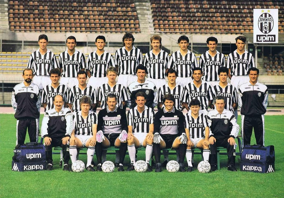 Juventus Football Club 1989-1990 - Wikipedia