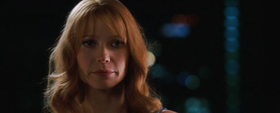 Gwyneth Paltrow nel ruolo di Pepper Potts