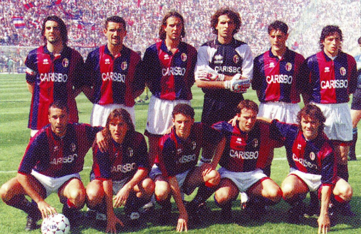 Bologna Football Club 1909 1995-1996 - Wikipedia