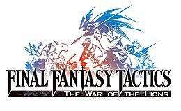 Logo di Final Fantasy Tactics: The War of the Lions