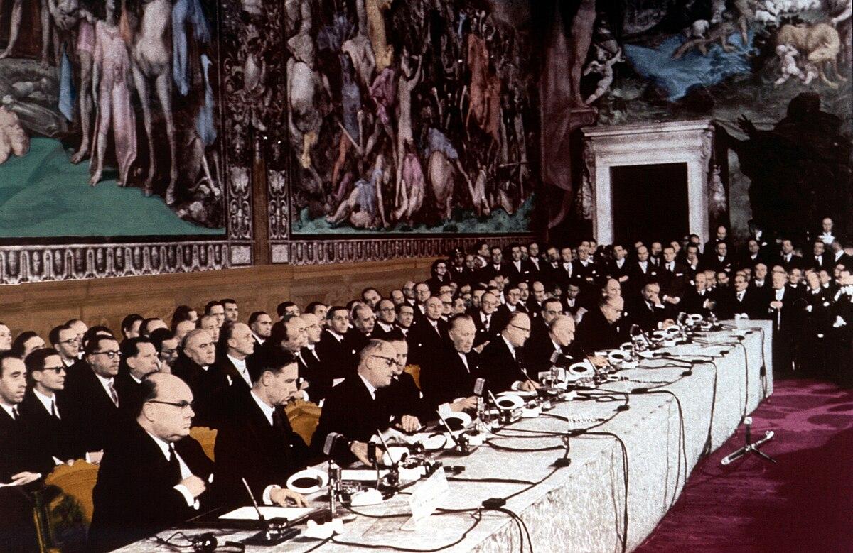 Unione Europea Trattato Roma