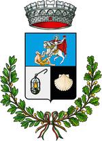 Lo stemma di Gorno