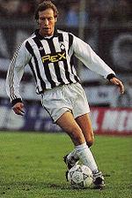 Néstor Sensini - Udinese Calcio 1991-92.jpg