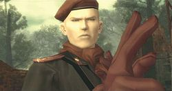 Ocelot in Metal Gear Solid 3: Snake Eater