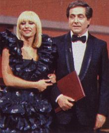 Raffaella Carrà e Corrado a Fantastico 3 (1982)
