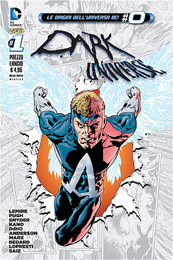 Animal Man, disegni di Kindzierski e Pugh