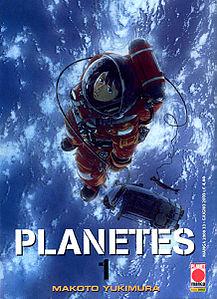 Risultati immagini per planetes manga